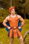 Me as Hercules from Disney