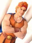 Hercules cosplay by Leobane