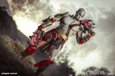Kratos by Leobane Cosplay by LEOBANECOSPLAY