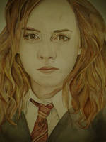 Hermione by Kat-Jones