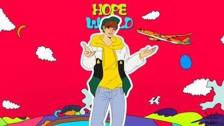 Hope World by usagiboii