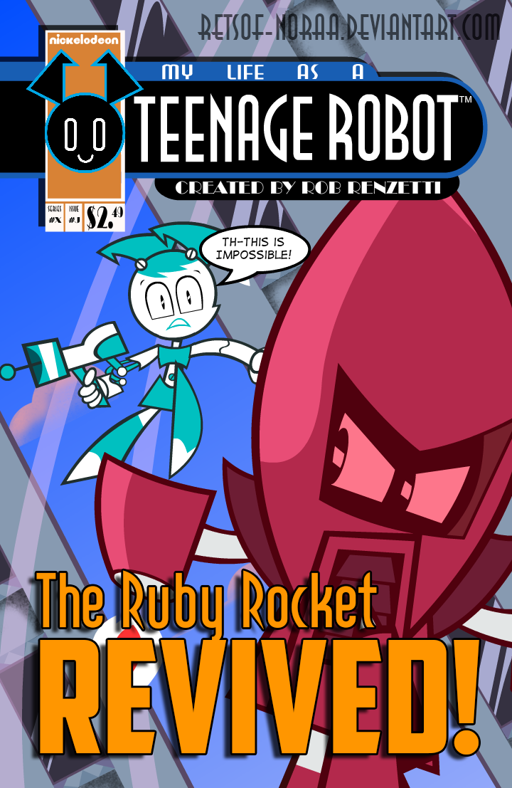 The Ruby Rocket Revived by Retsof-Noraa