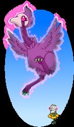 [WKT] Flying high