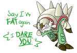 Chesnaught Charge