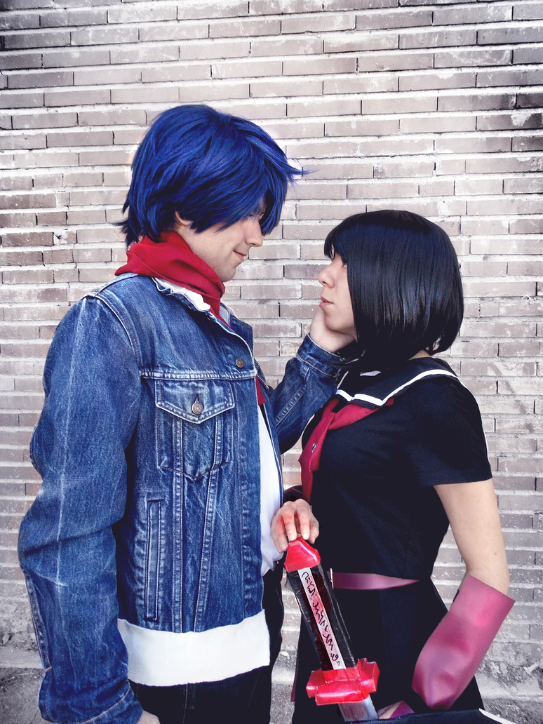 Akame ga kill kurome cosplay