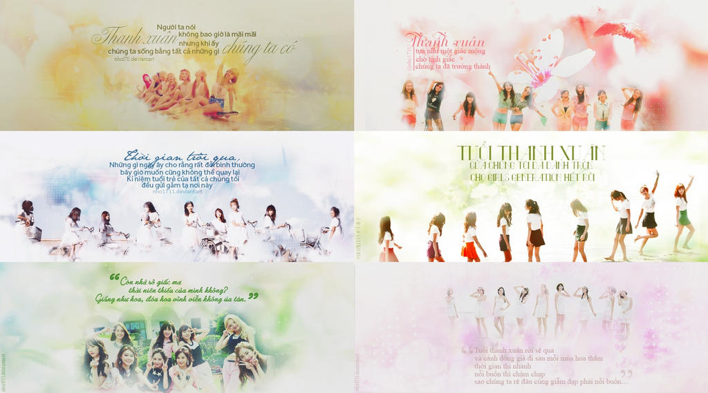 HAPPY 9TH ANNIVERSARY OF SNSD by nho1711