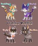 Watcher Raffle! [Closed!]