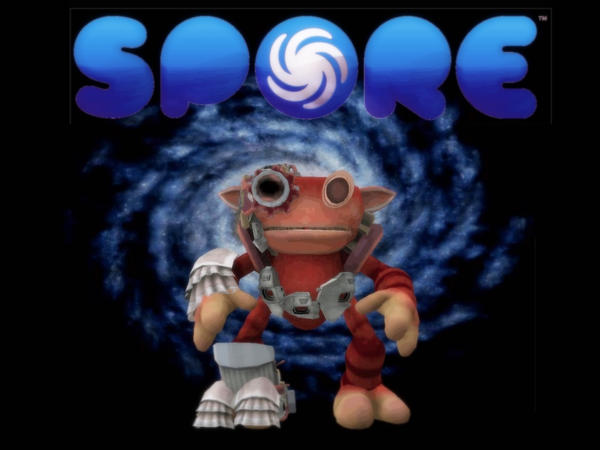 Spore grox wallpaper by trueraziel on deviantart - Spore galactic adventures wallpaper ...