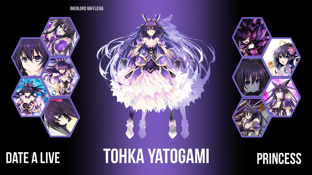 Tohka Yatogami Wallpaper Date A Live By OverlordRafflesia