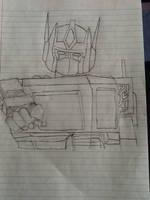 Optimus Prime (G1) by DecadeX10