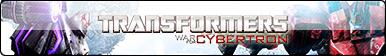 Transformers War For Cybertron Fan Button