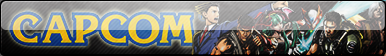 Capcom Fan Button by DecadeX10