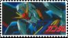 Zeta Gundam Stamp by DecadeX10