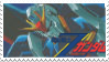 Zeta Gundam Stamp by DecadeX10