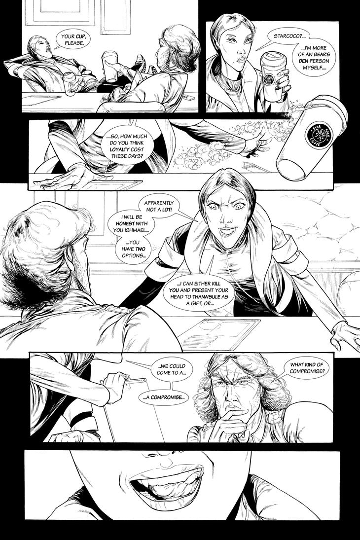 THE CROW - A New Beginning - PAGE 09 by sir-wesley666