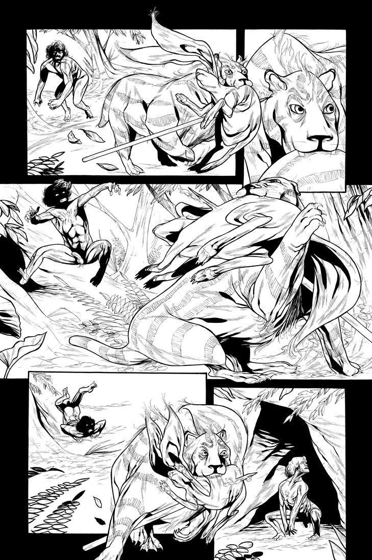 GOD'S GIFT - Vol.1 - PAGE 05 by sir-wesley666