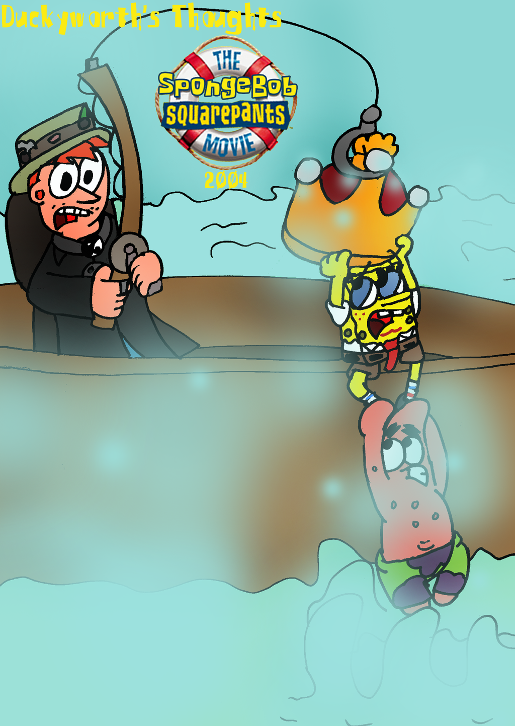 DT 54 - The Spongebob Squarepants Movie by Duckyworth on ...