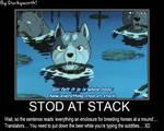 Ginga subtitles - STOD AT STACK