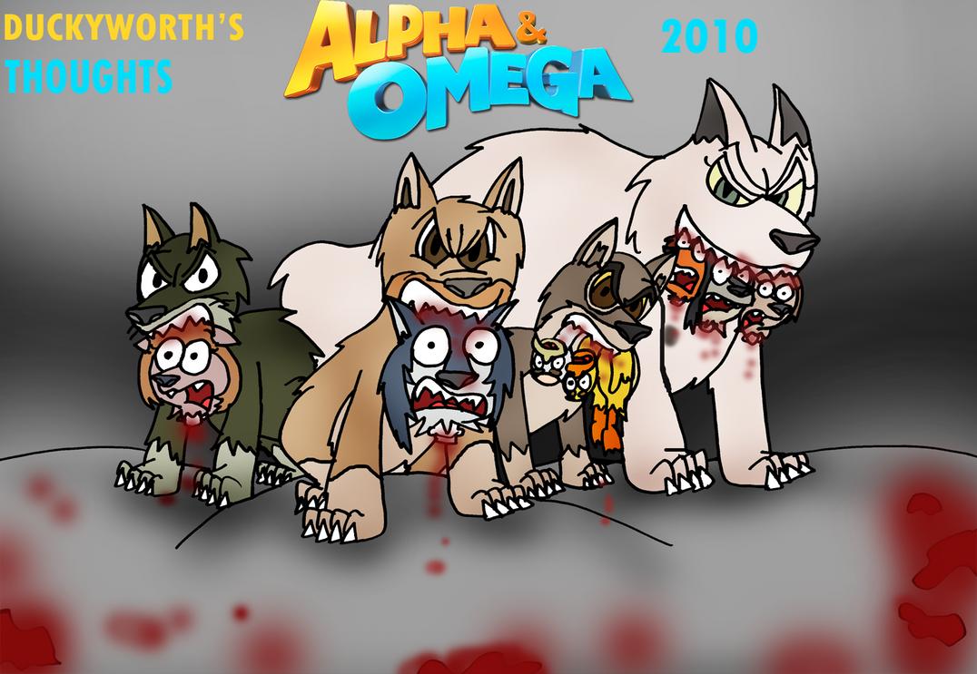 Alpha And Omega Porn Animations duckyworth's thoughts: alpha and omega ~ 2010duckyworth