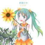 Miku Sunflower