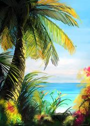 hawai by Talipsisman