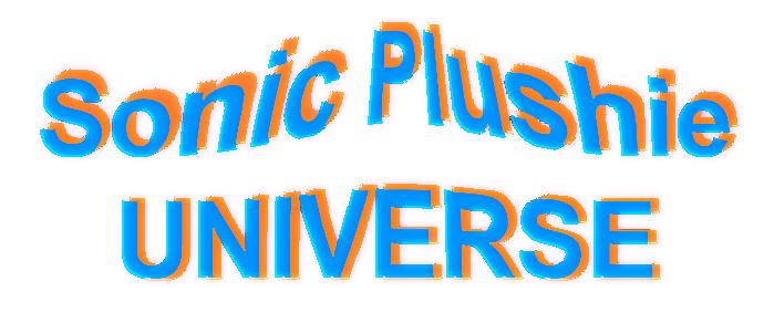 Sonic Plushie Universe by Lover-Kitsune-Kitmi