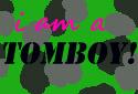 tomboy stamp by alexlovedogz