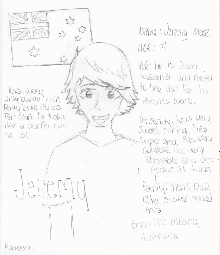 jeremy ref by alexlovedogz