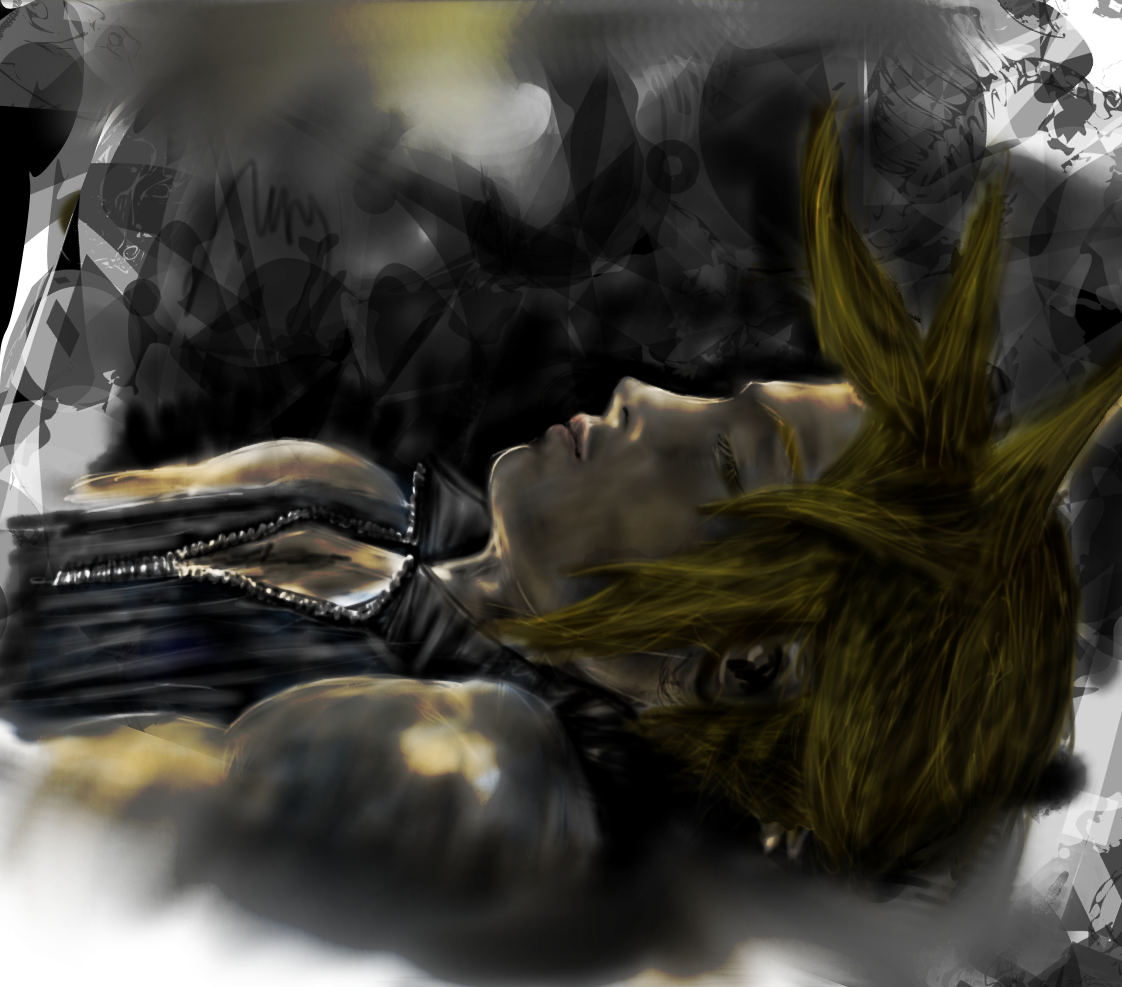 Cloud Takes a Nap by pookstar