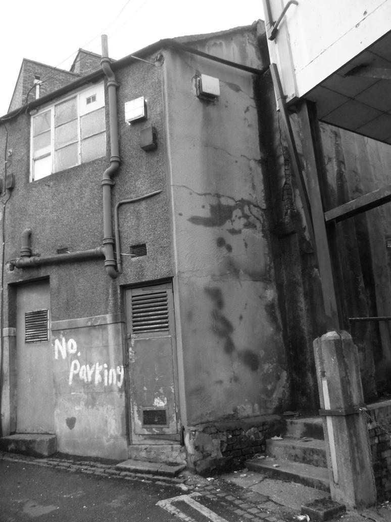 No Parking City by Aderes-Devorah