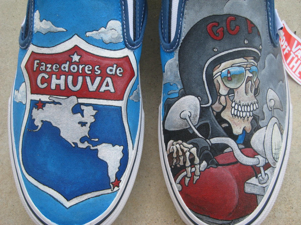 Fazedores de Chuva shoes by ContemporaryCaveman