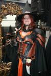 Armure Sorcere cuir ecaille 2