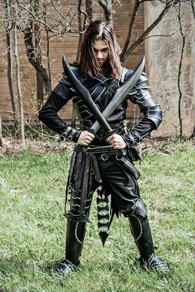 Nighthawk Vindictus armor custom by Damiane