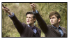 The Two Doctors Stamp by KeiSuperstar
