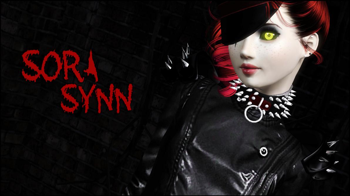 Sora Synn Close Up by SoraSynnTS3