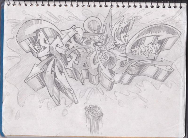 NAYE GRAFF BY EL JOGS by tHEjOGS on DeviantArt