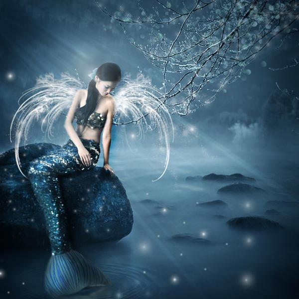 Half-hearted fantasy by x-Aeris