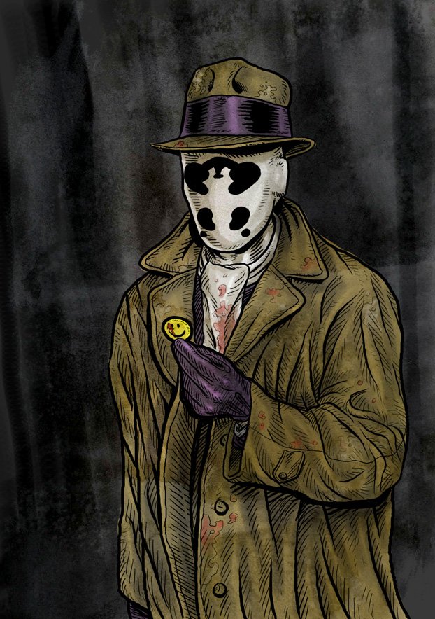 rorschach single guys The inkblot tests for psychological assessment were introduced by hermann rorschach, a swiss  and people who see monsters or men fighting might  of his first single since.