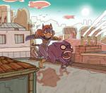 Run Run Batgirl