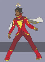 Captain Marvel by The-Mirrorball-Man