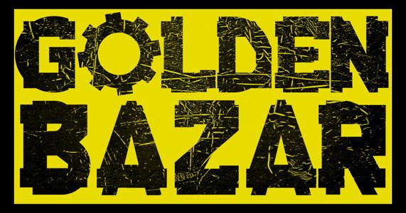 Golden Bazar Logo by The-Mirrorball-Man