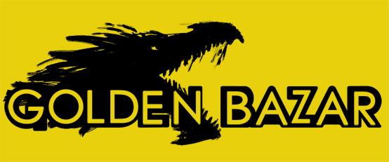 Golden Bazar Logo 2 by The-Mirrorball-Man