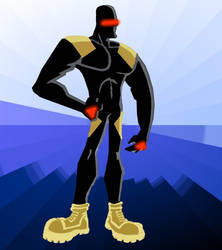 Cyclops by The-Mirrorball-Man