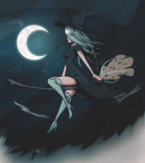 Anatene the witch