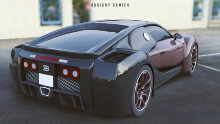 Bugatti fan concept