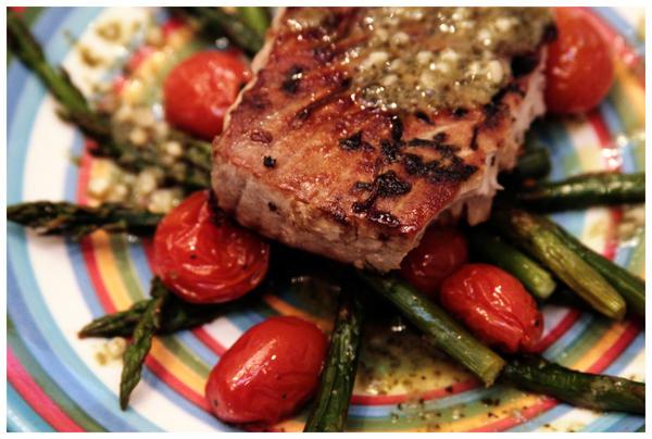 Tuna Dinner by onmywayup