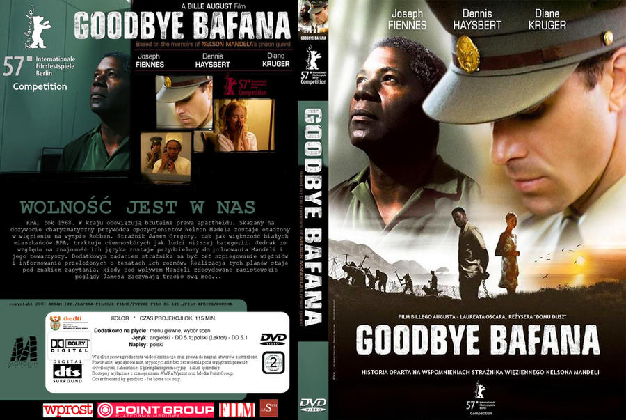 goodbye bafana Watch goodbye bafana (2007) online gostream, goodbye bafana is the true story of a white south african racist whose life was profoundly altered by the black prisoner he guarded for twenty years.
