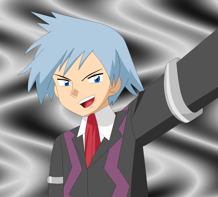 Steven Stone Close-UP by Gilbertman