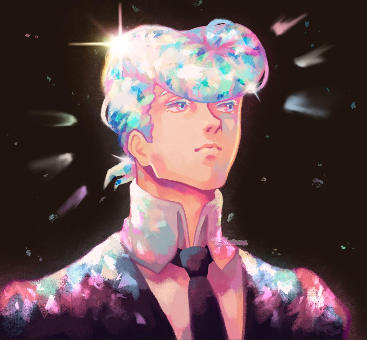 Shine On You Crazy Diamond By Bluvianna On Deviantart Crazy diamond theme — jojo's ost. shine on you crazy diamond by bluvianna