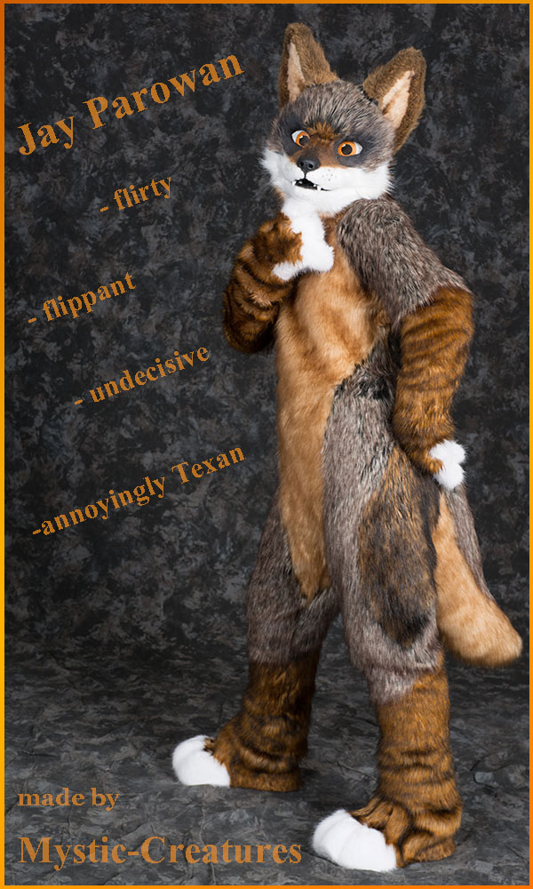 Parowan at Anthrocon 2015 by Mystic-Creatures